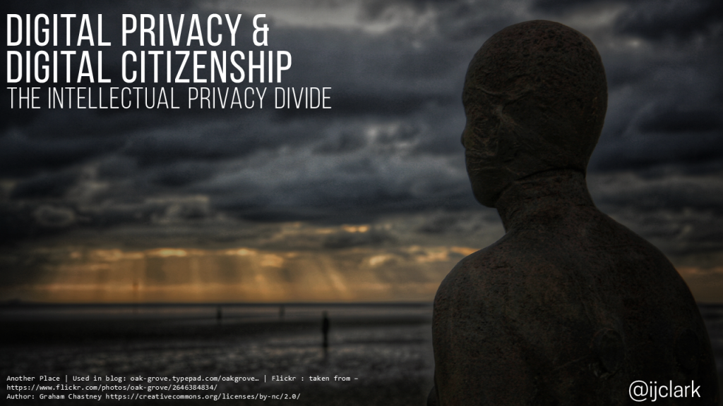 digital privacy and digital citizenship